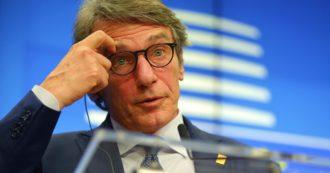"""Recovery fund, Sassoli preme sui leader: """"Senza nuove risorse proprie e difesa dello Stato di diritto il Parlamento Ue non darà il consenso"""""""