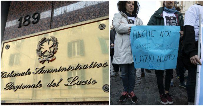 Roma, il Tar ribalta il risultato del bando per la piscina della Garbatella: torna in mano al Lazio Nuoto, che l'ha gestita per 35 anni