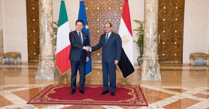 Egitto, per la politica italiana la ragion di Stato primeggia sui diritti umani