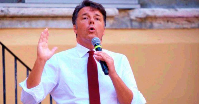 Renzi come Salvini: i selfie con i simpatizzanti sono senza mascherina – FOTO