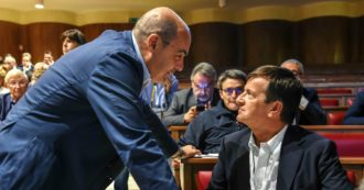"""Pd, Gori insiste con le critiche a Zingaretti: """"Serve incisività"""". L'alt di Orlando a Bettini: """"Attacchi ingenui sono un favore ai sovranisti"""""""