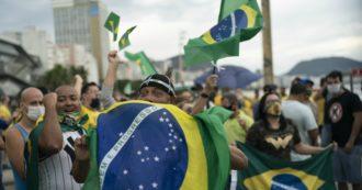 Brasile, si dimette il ministro della Salute di Rio de Janeiro: incarico assunto un mese fa. Frontiere chiuse a stranieri per altri 15 giorni