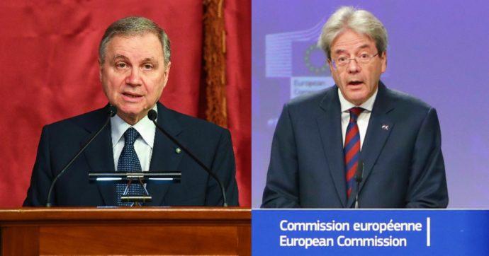 """Taglio dell'Iva, Gentiloni: """"Bruxelles valuterà la proposta quando sarà presentata"""". Visco: """"Serve una riforma complessiva del fisco"""""""