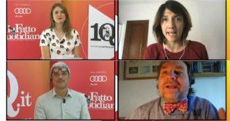 La festa dei 10 anni de ilfattoquotidiano.it, rivedi l'incontro con Luca Mercalli e Valentina Petrini sull'emergenza climatica e l'anno del Covid