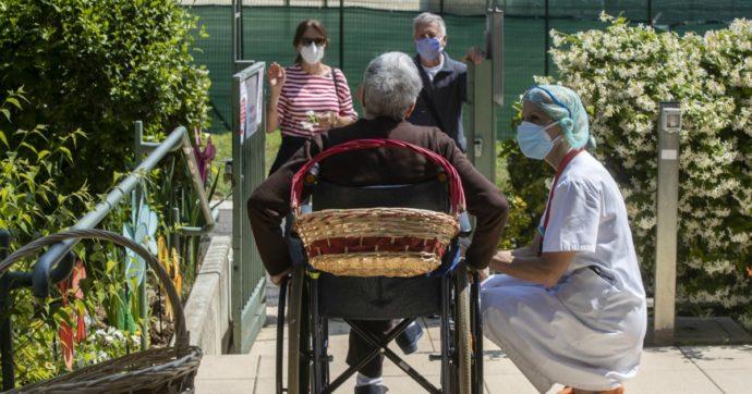 Residenze per anziani e disabili al collasso, appello dei gestori a Parlamento, P. Chigi e Regioni