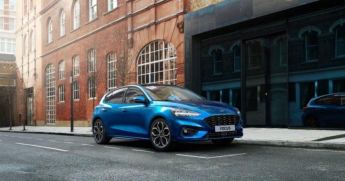 Ford Focus EcoBoost Hybrid, al debutto la berlina ibrida compatta da 155 Cv