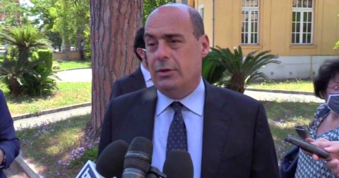 """Mes, Zingaretti: """"Basta tergiversare, risorse mai viste"""". Patuanelli: """"Linea M5s non cambia"""". Gualtieri: """"Esame congiunto su pro e contro"""""""
