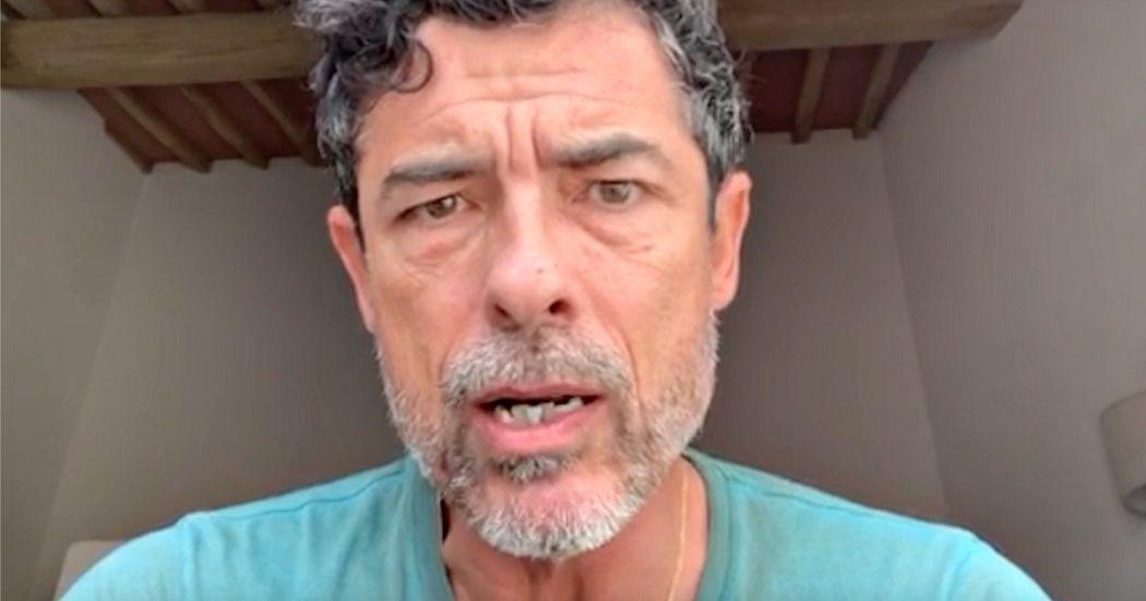 """Alessandro Gassmann: """"Chi non fa il vaccino non dovrebbe entrare in ristoranti, bar e treni…"""""""
