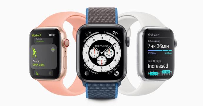 Apple, in arrivo tante novità per i sistemi operativi di smartwatch, iPhone e iPad