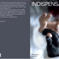 247746 0066 4721219 Firenze, copertina del libro Indispensabili (nelle librerie edito da Centro Di), reportage sugli Infermieri dell'Ospedale di Santa Maria Nuova 2020 06 22 © Massimo Sestini