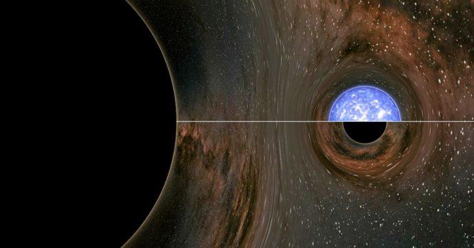 """Osservato un misterioso oggetto cosmico mangiato da un buco nero, l'astrofisico: """"Ci sentiamo come archeologi"""""""