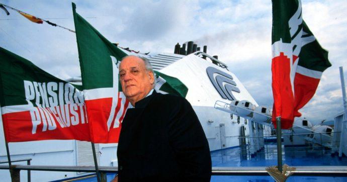 """Alfredo Biondi è morto: l'ex leader dei Liberali aveva 91 anni. Fu ministro della giustizia di Berlusconi all'epoca del decreto """"salvaladri"""""""
