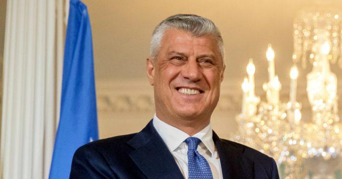 Kosovo, il presidente Thaçi incriminato per crimini di guerra e contro l'umanità dal Tribunale speciale de L'Aia