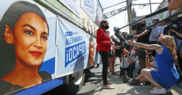 Usa, North Carolina: candidata di Trump battuta da debuttante 24enne. Primarie nello Stato di New York: avanzano gli afroamericani