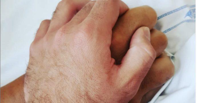 """Alex Zanardi, il figlio Niccolò: """"Io questa mano non la lascio. Dai papà"""""""