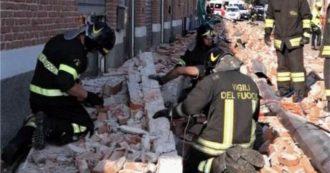 Crollo Albizzate, indagato l'amministratore della società proprietaria dell'edificio. Nei prossimi giorni l'autopsia sulle vittime