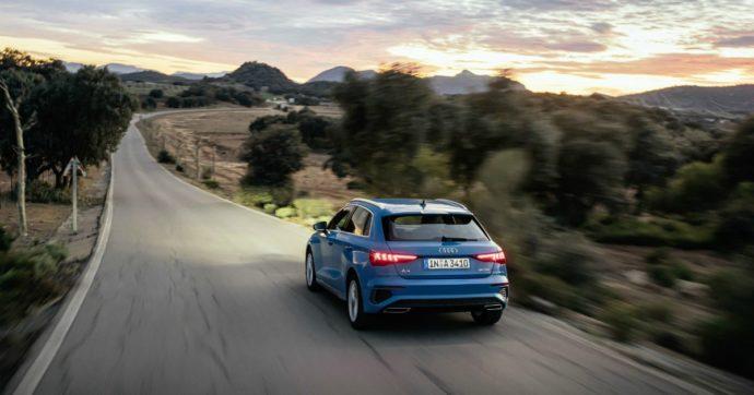 Audi A3 Sportback, la prova de Il Fatto.it – La best seller che viaggia a tempo di rock – FOTO