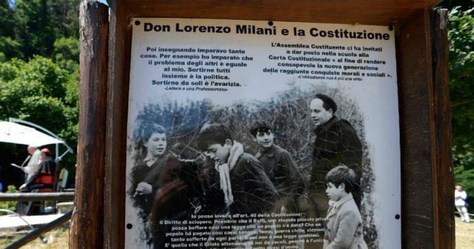 """Don Lorenzo Milani, 53 anni fa moriva il sacerdote-maestro. Il ricordo degli allievi: """"Oggi vorrebbe una scuola più equa per tutti"""""""