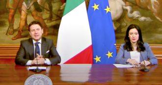 """Scuola, Conte: """"Un miliardo di euro in più d'investimento oltre a quelli già stanziati. Le classi pollaio non saranno più tollerate"""""""