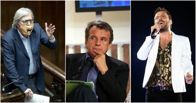 Sgarbi, Morelli e Cremonini: questa è muffa tossica che passa attraverso le generazioni