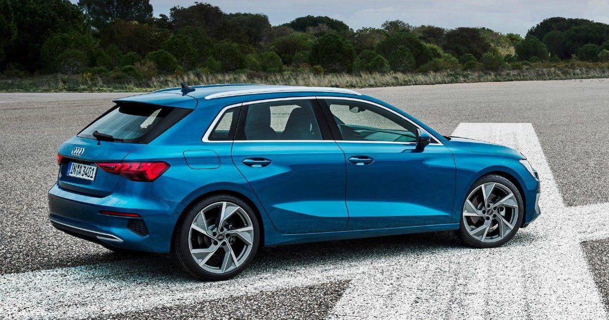 """Audi A3 Sportback, il nuovo look """"curvy"""" contro i luoghi comuni"""