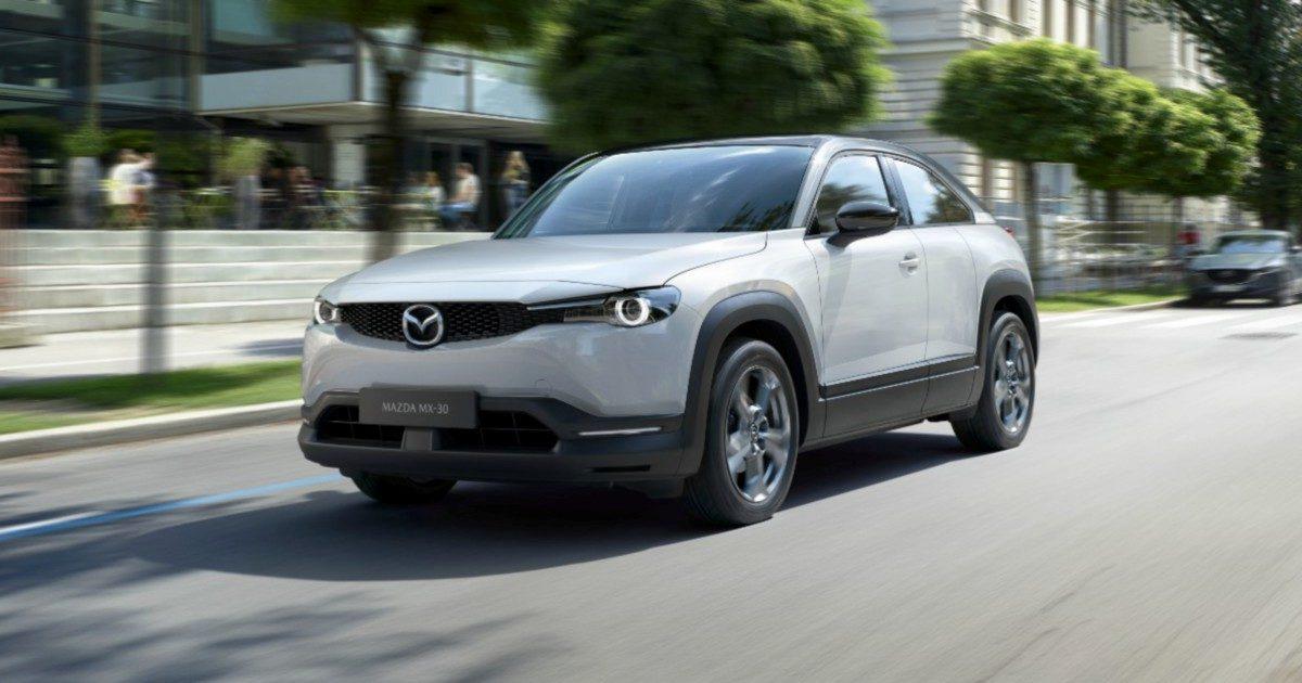 Mazda MX-30: utile e con personalità