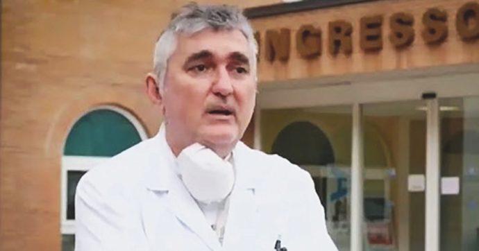 Il mio addio a Giuseppe De Donno: so bene cosa significa sentirsi isolati come medici