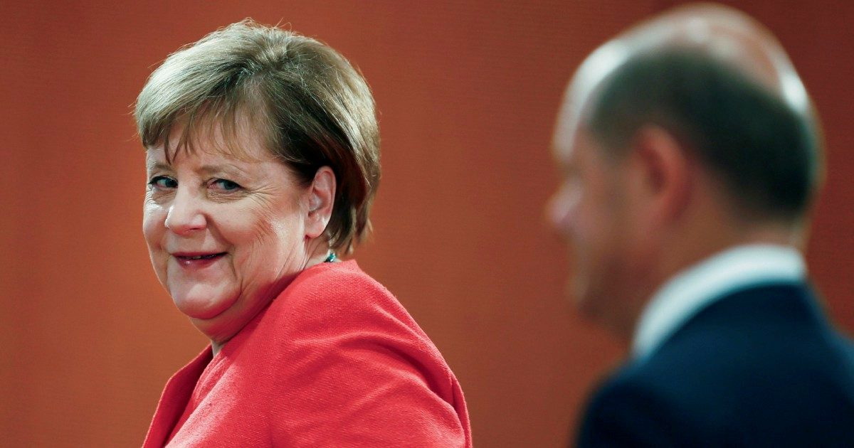 La Merkel usata contro Conte, ma pensa alla Germania. Calviño verso l'Eurogruppo