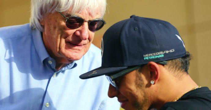 """Razzismo, Bernie Ecclestone risponde a Lewis Hamilton: """"Io contrario ai neri? Non lo sono, piuttosto il contrario"""""""