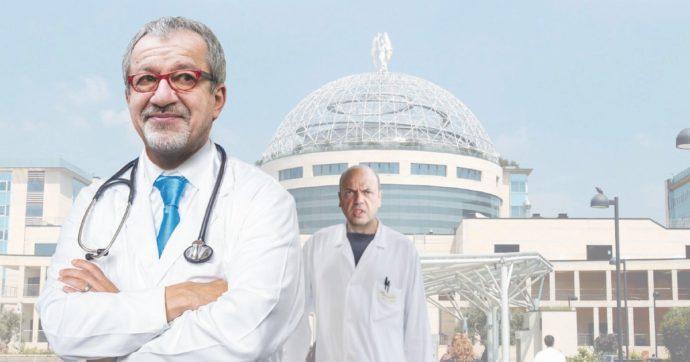 In Edicola sul Fatto Quotidiano del 28 Giugno: San Maroni, patrono delle cliniche private. Che ora lo ingaggiano