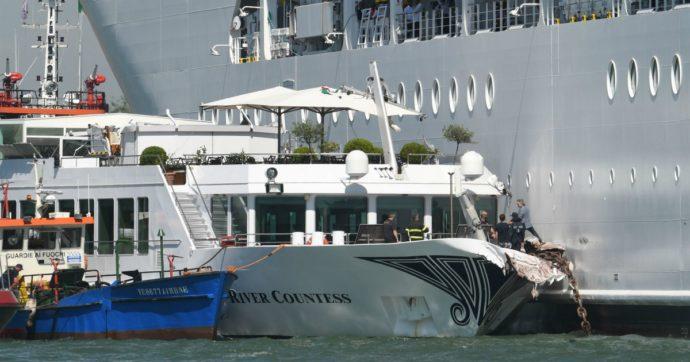 Venezia, l'incidente del 2 giugno 2019 causato da un difetto di produzione e dagli errori di comandante e manutentore