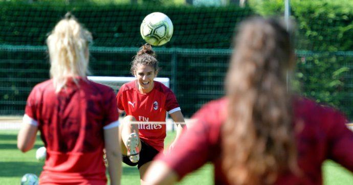 Per il calcio femminile si apre una nuova era, ma meglio essere cauti: il difficile arriva adesso