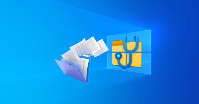 Microsoft distribuisce un tool per recuperare i file cancellati in Windows 10