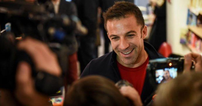 Ho sbobinato lo spot Sky con la voce di Del Piero: beh, Alex, indicami la via e io ti seguirò!