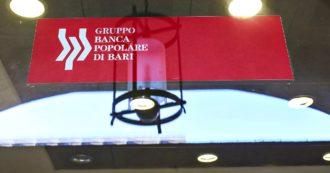 """Popolari di Bari, l'assemblea dei soci approva trasformazione in Spa e aumento di capitale. Via libera al salvataggio: """"Sarà banca del Sud"""""""