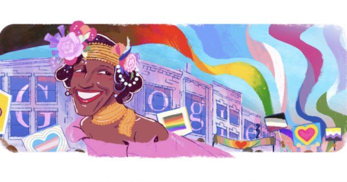 Marsha P. Johnson, chi è e perché è protagonista del Doodle di Google di oggi