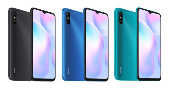 Redmi 9A e 9C, nuovi smartphone economici con display da 6,5 pollici e batteria da 5000 mAh