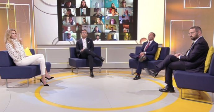 La tv dei debutti 'estivi': parte male TV8 con Alessio Viola e Adriana Volpe e così anche RaiUno con Monica Maggioni