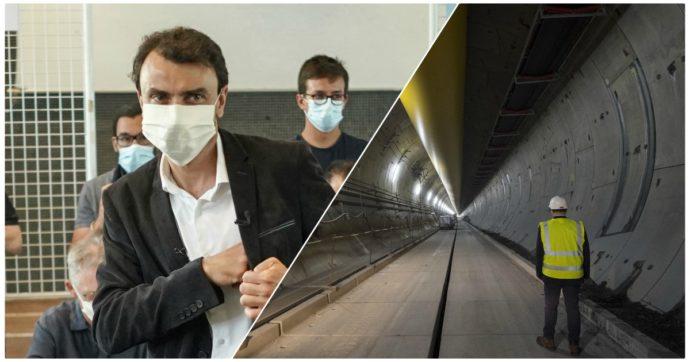 """Tav, """"l'opera è da fermare, è un progetto sbagliato. Investiamo sulla linea esistente con Torino"""". Il neosindaco di Lione vuole lo stop"""