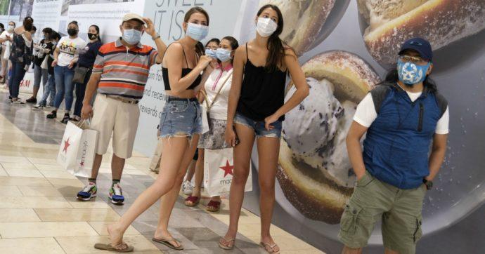 Coronavirus Usa: allarme per i Covid party in Alabama, dove vince chi si infetta. Lockdown in California e ospedali pieni in Texas