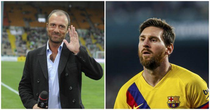 """Calcio, Dugarry su Messi: """"Ragazzino basso e mezzo autistico"""". Social in rivolta, poi l'ex attaccante chiede scusa"""