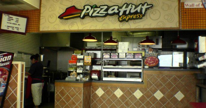 Pizza Hut dichiara il fallimento: il colosso Usa del fast food travolto da debiti dopo la crisi dovuta al coronavirus