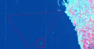 Moby Prince, le nuove prove dalle foto dei satelliti: la petroliera dell'Agip era in area di divieto quando fu centrata dal traghetto