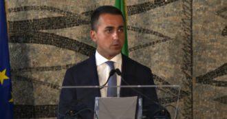 """Regeni, Di Maio: """"Comprendiamo dolore della famiglia, ma stiamo facendo il massimo. Importante avere nostro ambasciatore al Cairo"""""""