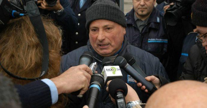 """Graziano Mesina, l'ex """"primula rossa"""" del banditismo sardo si è dato alla fuga dopo la condanna definitiva a 30 anni di carcere"""