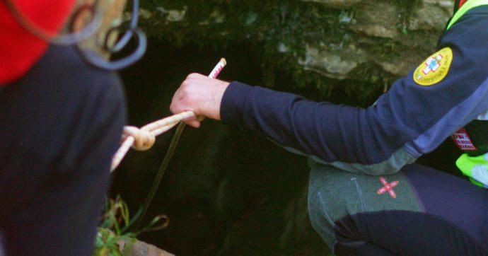 Speleologi bloccati in una grotta sulla Majella: due tratti in salvo, il terzo trovato morto
