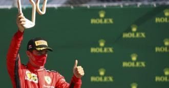 F1, Gp Austria: Leclerc c'è, il motore Ferrari no. E Vettel è imbarazzante