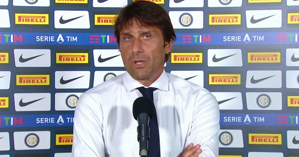 """Inter-Bologna, l'amarezza di Conte: """"Sono molto deluso ..."""