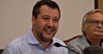"""Open Arms, Salvini: """"Tutto il consiglio dei ministri era d'accordo, sul divieto di ingresso c'erano tre firme"""""""
