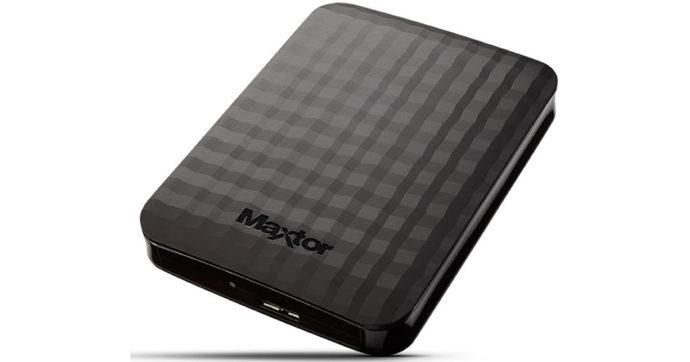 Seagate Maxtor M3, hard disk esterno da 4 TB, su Amazon con sconto del 36%